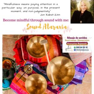 SoundAtaraxia on mindfulness